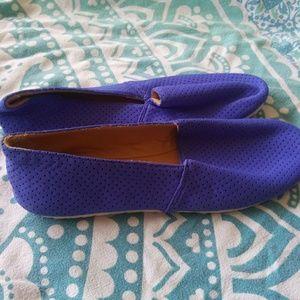 MM6 Maison Martin Margiela Perforated Shoe